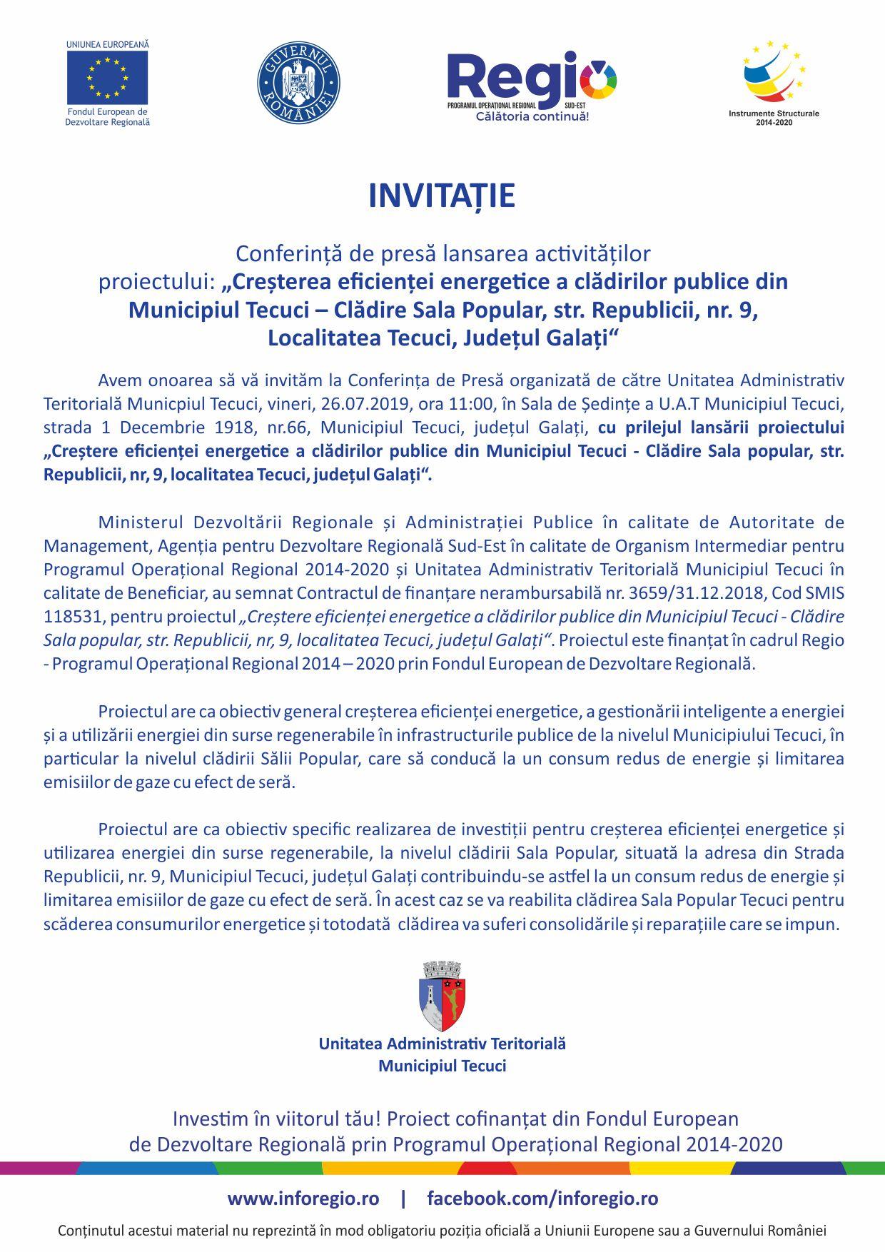 Mun. Tecuci - Cladire Sala Popular - SMIS 118531 - invitatie (2)